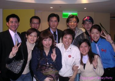 Hk speed dating dinner with foreigners 10